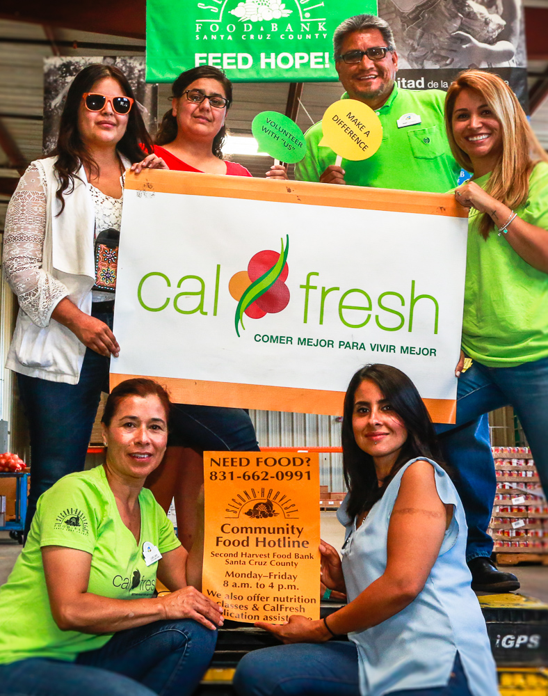 CalFresh outreach team