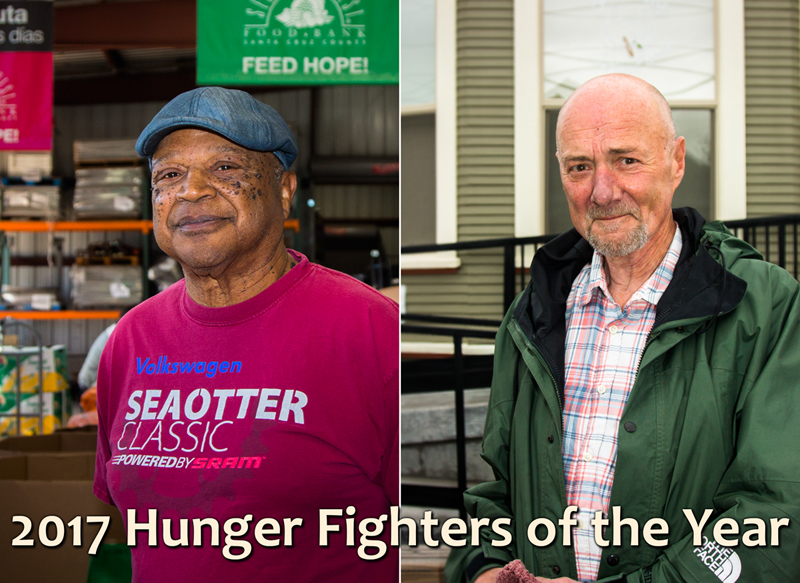 Introducing our Newest Hunger Fighters of the Year