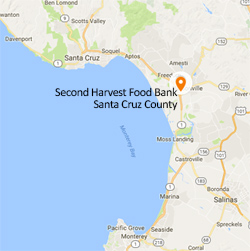 Second Harvest Food Bank Santa Cruz County Working Together To